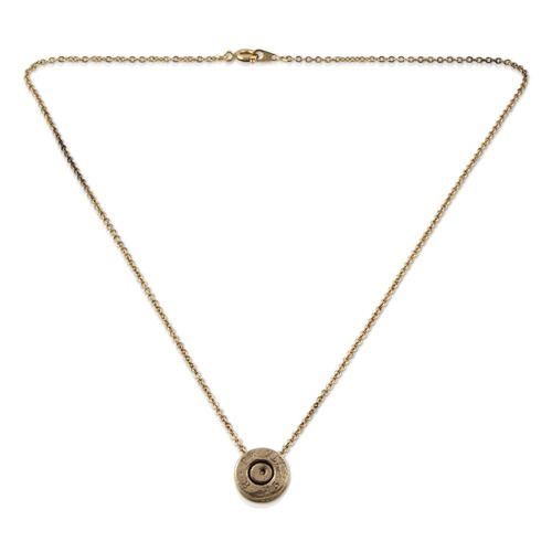 Bullet Necklace- yes this is a real bullet!!
