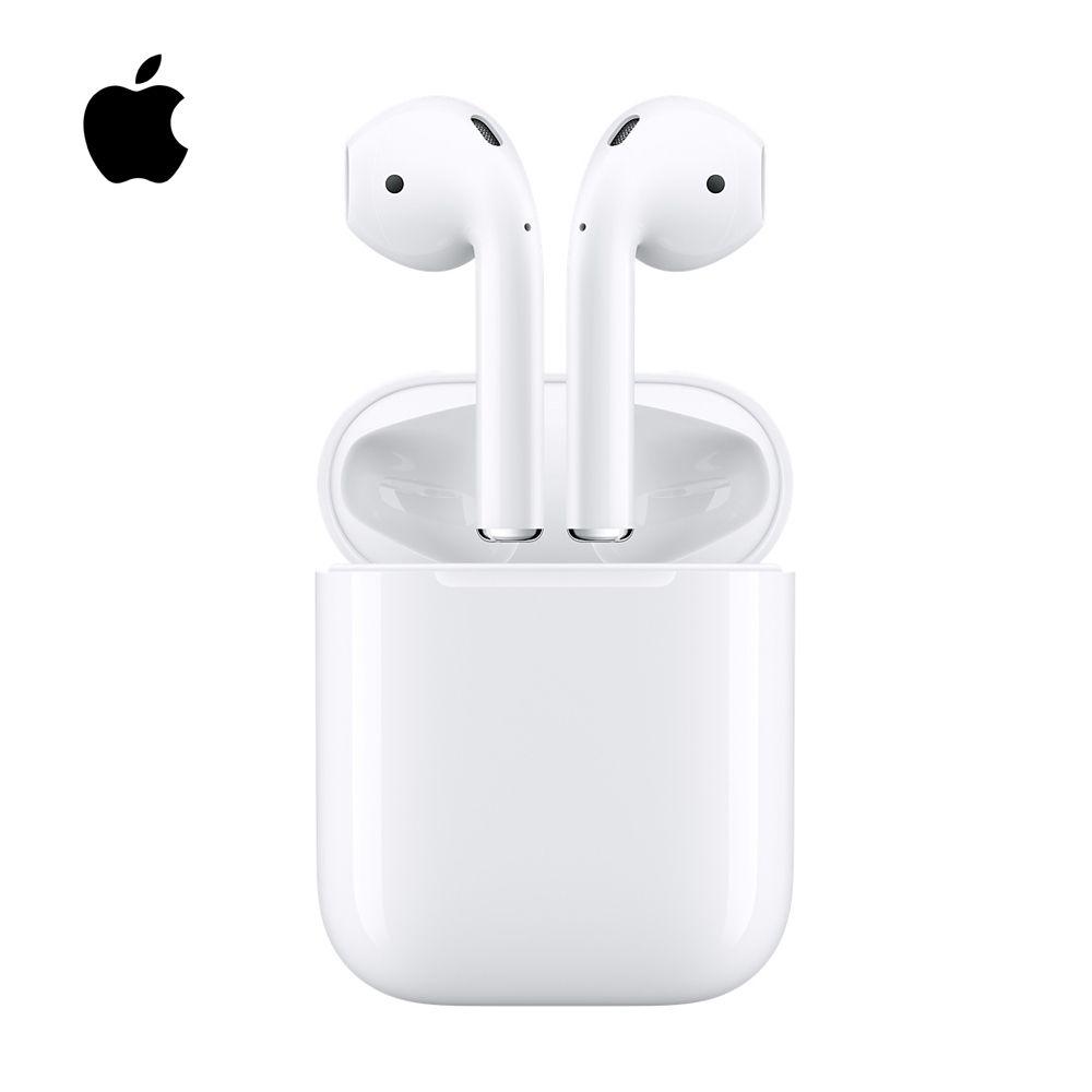Genuine Apple Airpods Wireless Earphone Headphones Original Apple S Bluetooth Headphones For Iphone Ipad Mac And Ap Apple Phone Apple Products Iphone Bluetooth