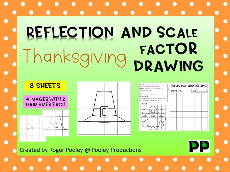 These Are Worksheets That Provide Students An Opportunity To Practice Two Geometric Transformation Skills Reflection Teacher Notes Teacher Teacher Resources