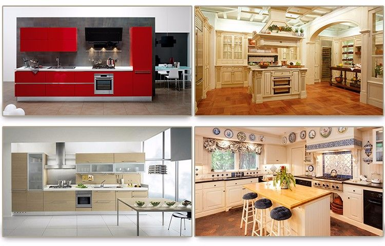 Best Affordable Semi Custom Design White Kitchen Cabinets 400 x 300