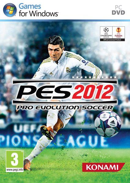 Pes 2012 Sepak Bola Game Aplikasi