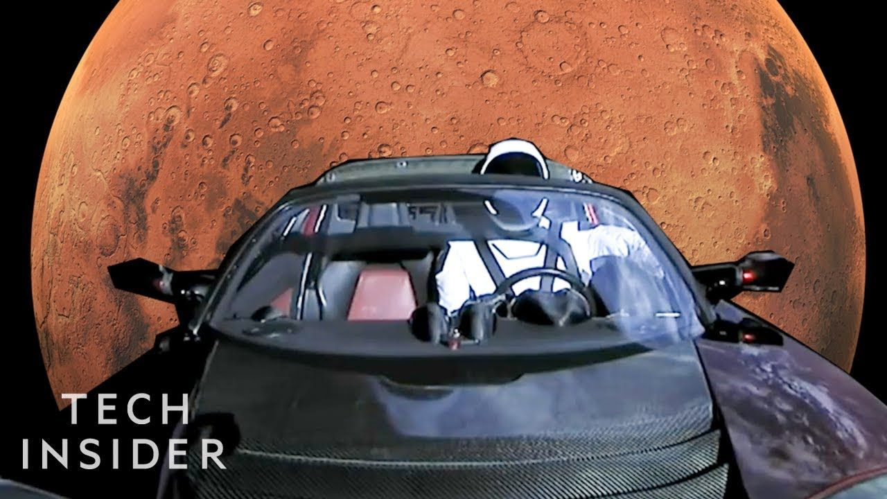 Where Is Elon Musk's $100K Roadster He Sent To Space A ...