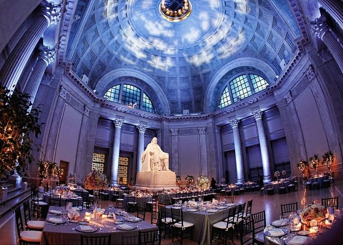 the franklin institute rooftop deck weddings and wedding