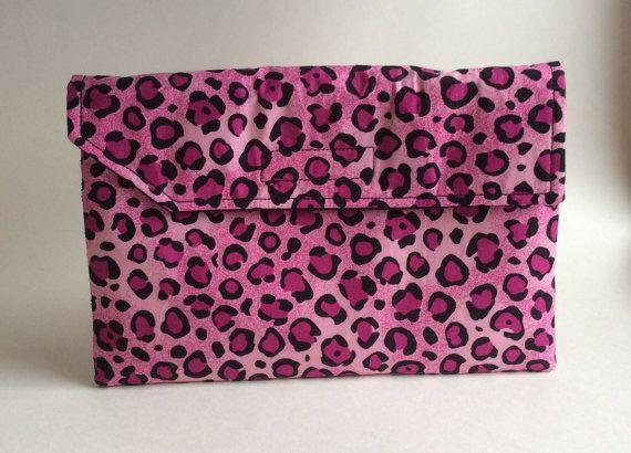 Pink Leopard iPad Mini Case on Etsy, $22.00 CAD