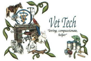 Worked as a Veterinary Tech ;)
