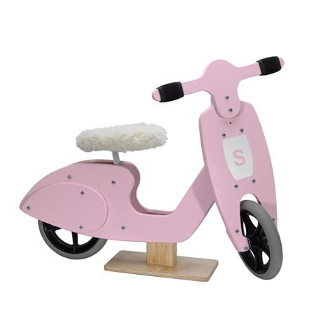 Skipper Balance Scooter Light Pink Scooters