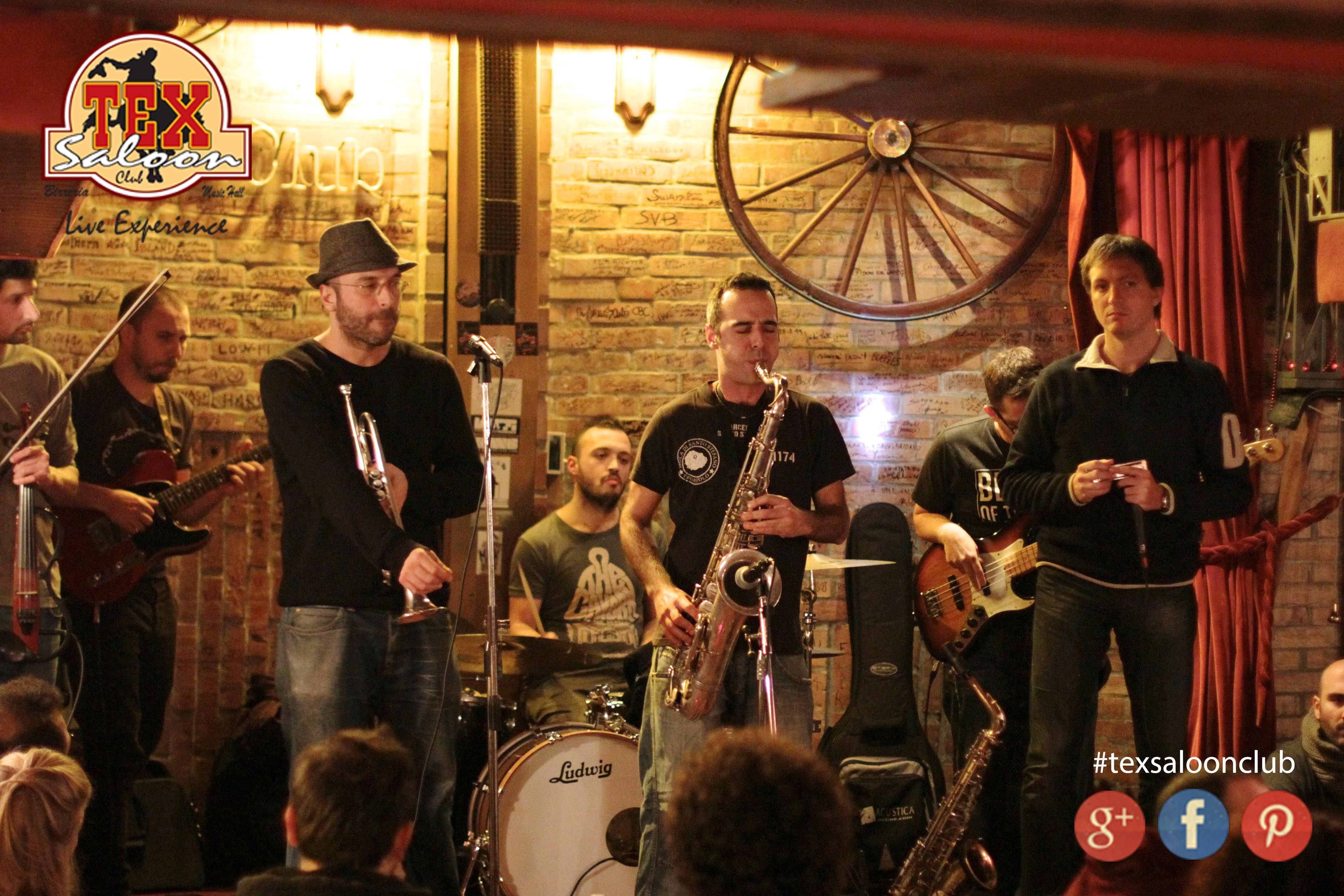 #Slivovitz live Tex Saloon Club