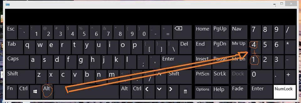 I always wondered\u2013 now I know!!! HOW TO MAKE SYMBOLS WITH KEYBOARD