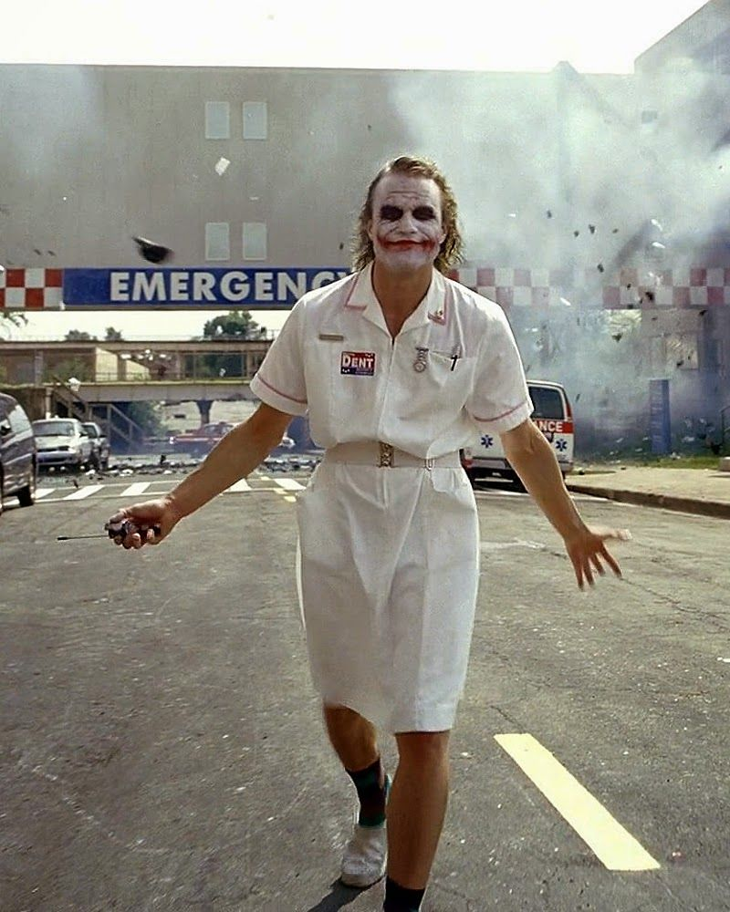 joker nurse - Google Search | halloween_ joker nurse plus ...