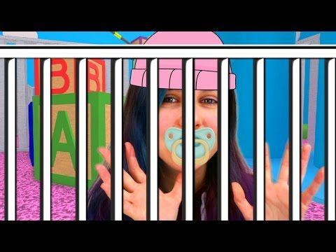 Escape The Daycare Obby Roblox Secret Room Roblox Let 39 S Play Escape The Baby Daycare Obby Radiojh Games