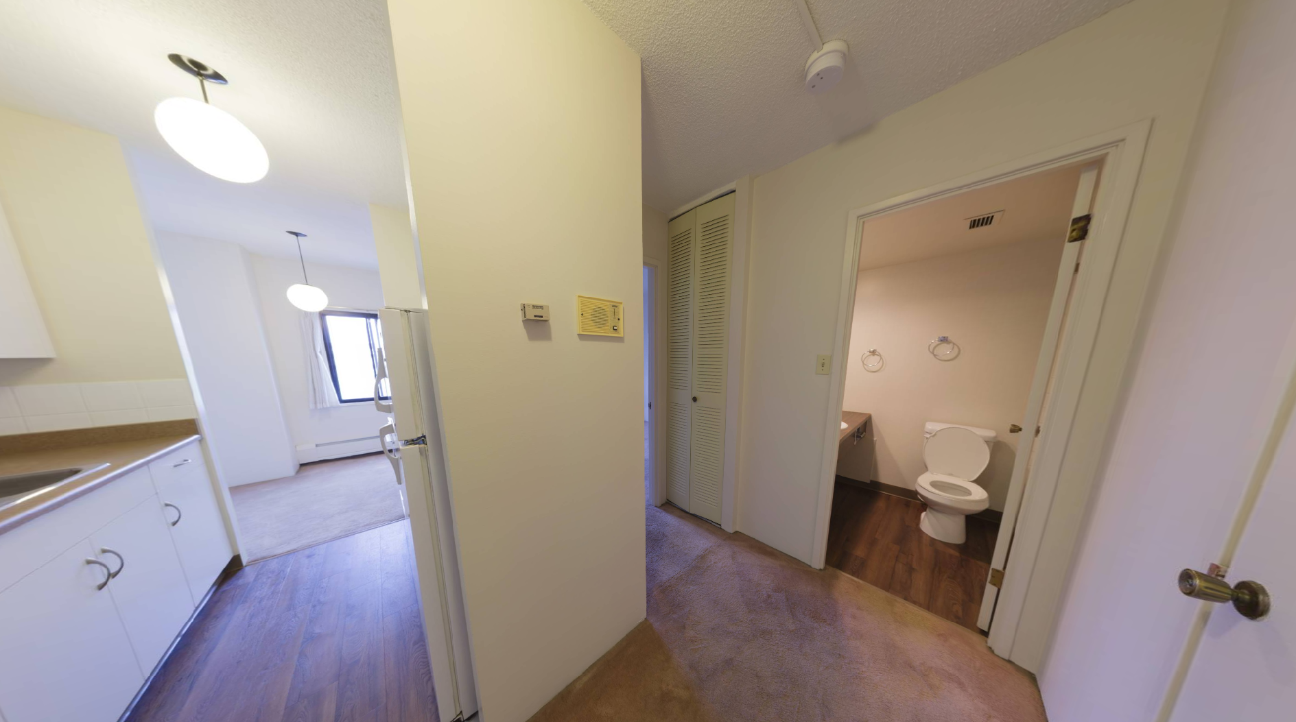 University Of Alberta Student Residences    Take A Look Inside A One  Bedroom Apartment In