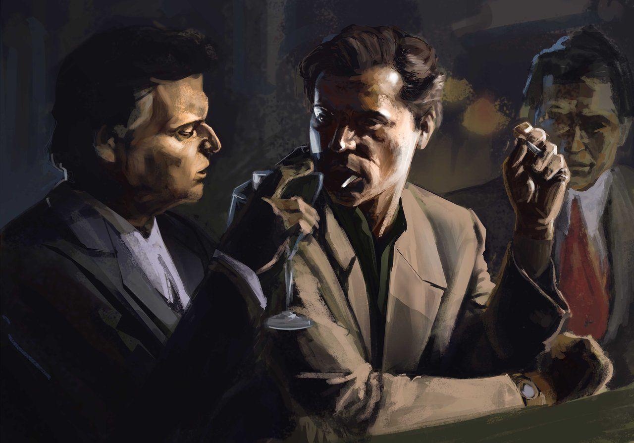 Fan Art Uno De Los Nuestros Goodfellas Unodelosnuestros Goodfellas Thegoodfellas Robertdeniro Scorsese Rayliotta Joe Martin Scorsese Ray Liotta Mafia