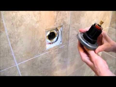 Kohler Forte Single Handle Shower Faucet Repair Shower Faucet