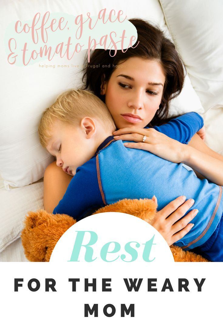 We have a rest with children 10