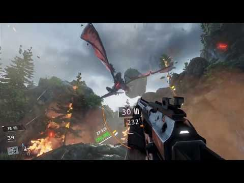 Bright Memory - First-person shooter in Unreal Engine 4