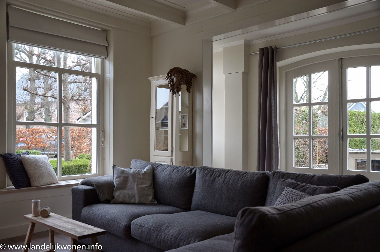 Landelijk wonen woonkamer landelijk wonen pinterest for Wit landelijk interieur