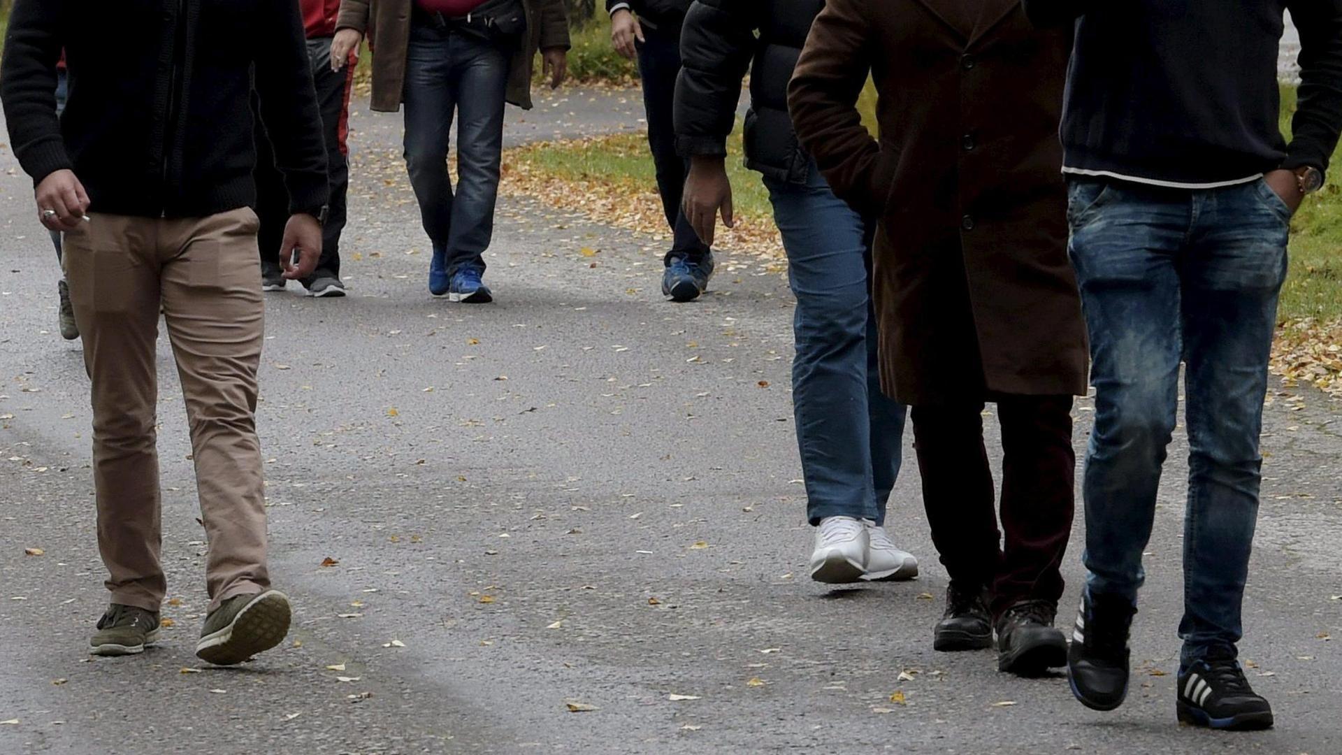 Poliisi arvioi, että laittomasti Suomessa olevien määrä kasvaa rajusti.