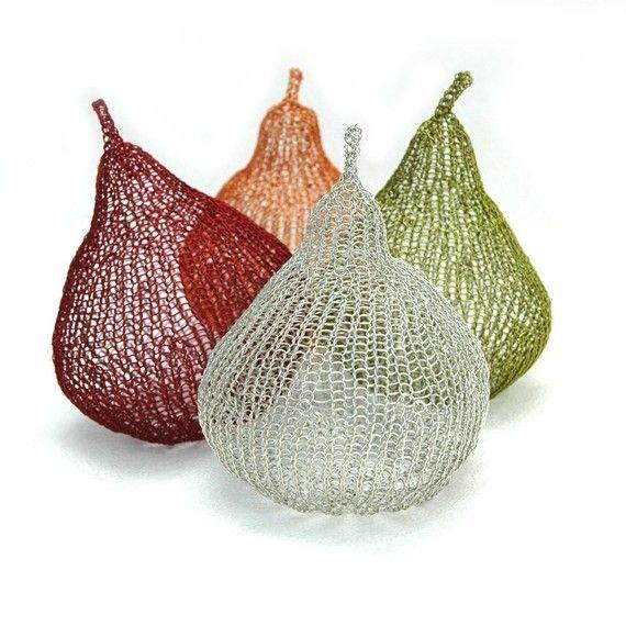 8 Crochet Wire Jewelry Patterns in PDF - ring, sunflowers, hoops ...