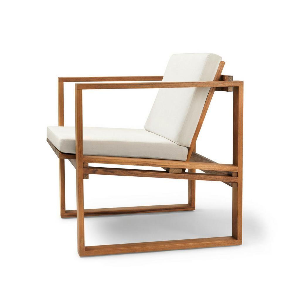 Bodil Kjaer Teak Lounge Chair Teak Dining Chairs Dining Chair Cushions Lounge Chair Cushions