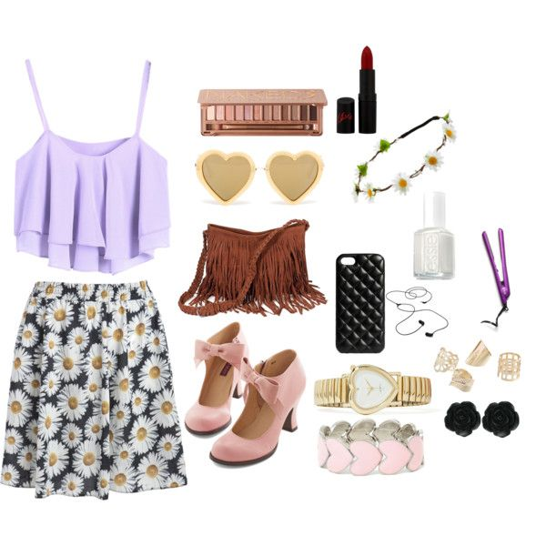Follow me on Polyvore @kristinromano for more!