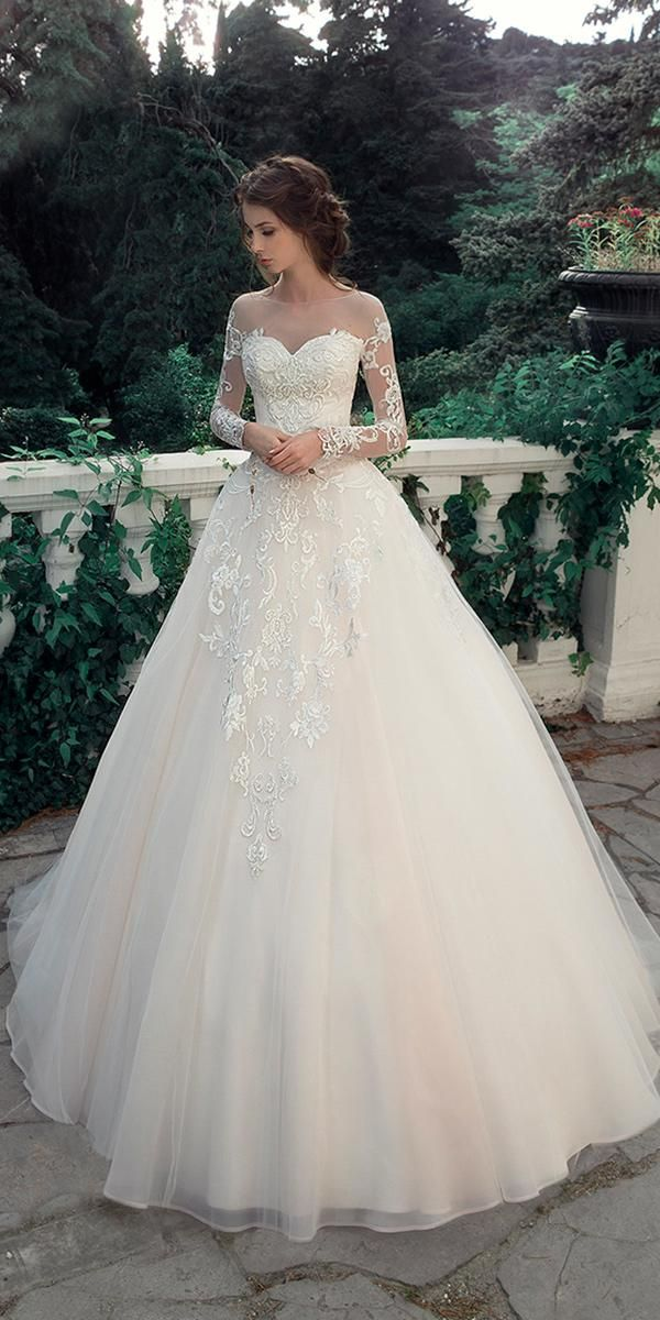 18 Lovely And Gorgeous Milva Wedding Dresses