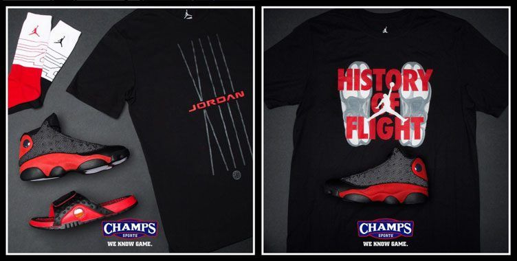 air jordan retro 13 t shirts