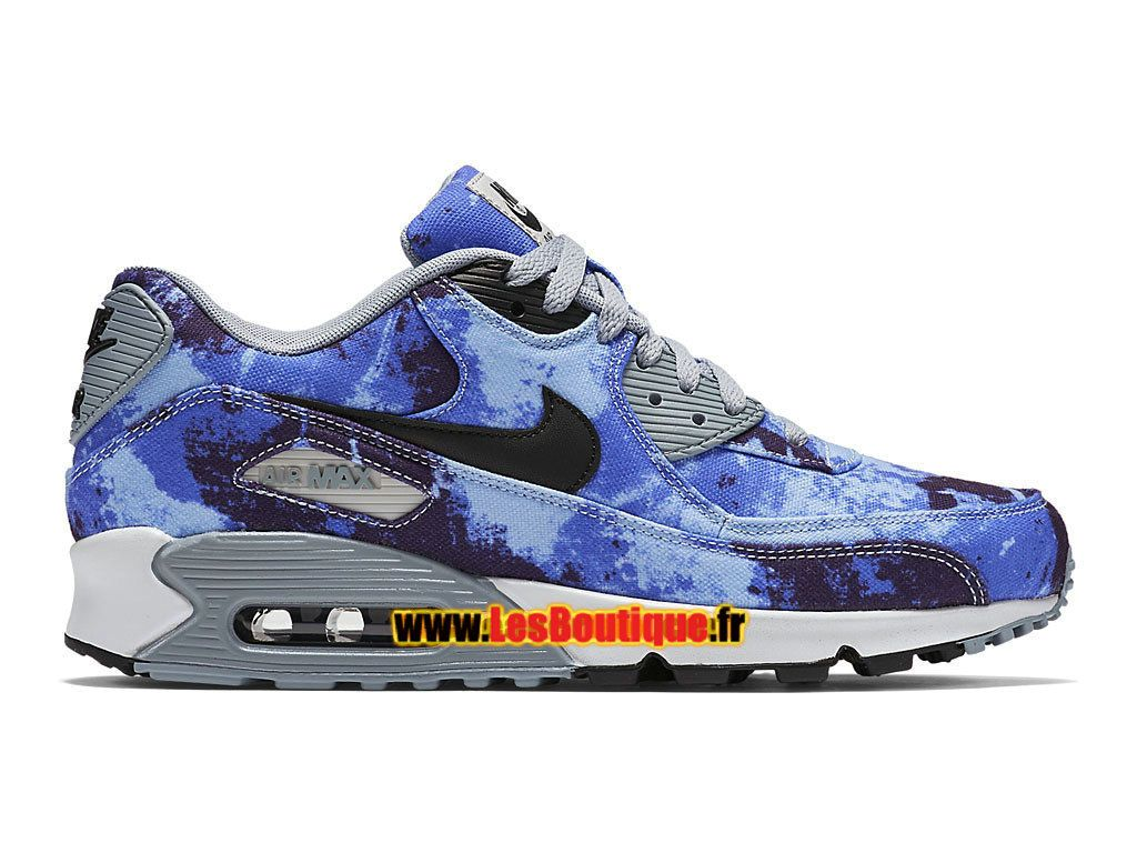 Nike Air Max 90 SD - Chaussure Nike Sportswear Pas Cher Pour Homme Violet  persan/