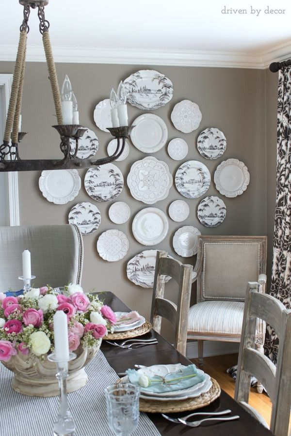 Our Spring Dining Room Dining Room Paint Room Decor Dining Room Walls