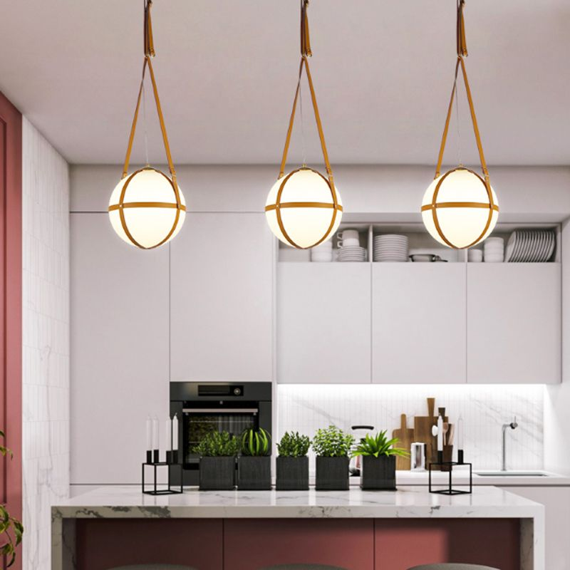 Pendant Lights Ceiling Lights & Fans Capable Art Decoration Modern Led Pendant Light For Dining Room Kitchen Restaurant Luminaires Indoor Home Led Pendant Lamp Coffee/white