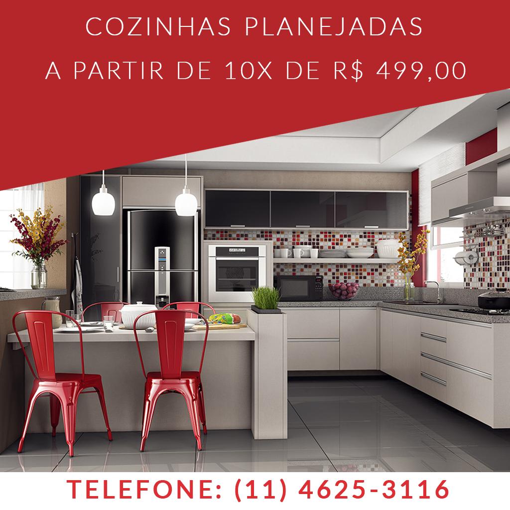 Pin Do A Dekore Interiores Em M Veis Planejados Pinterest  ~ Itens Essenciais Para Cozinha