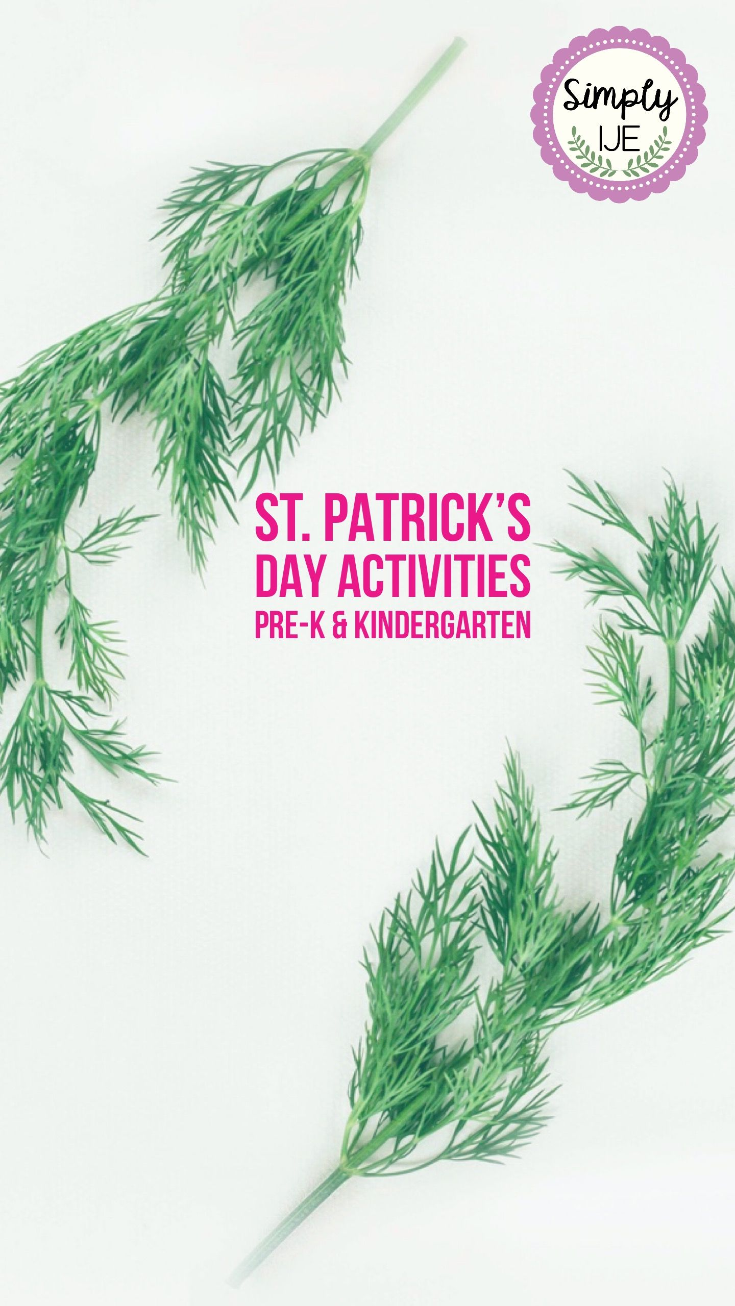 St Patrick S Day Activities No Prep Printables
