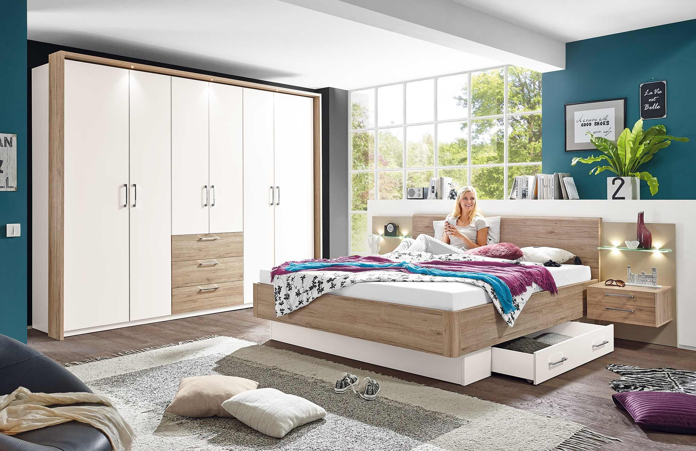 Schlafzimmer vito ~ Gestalten sie ihr schlafzimmer in modernem design mit diesem