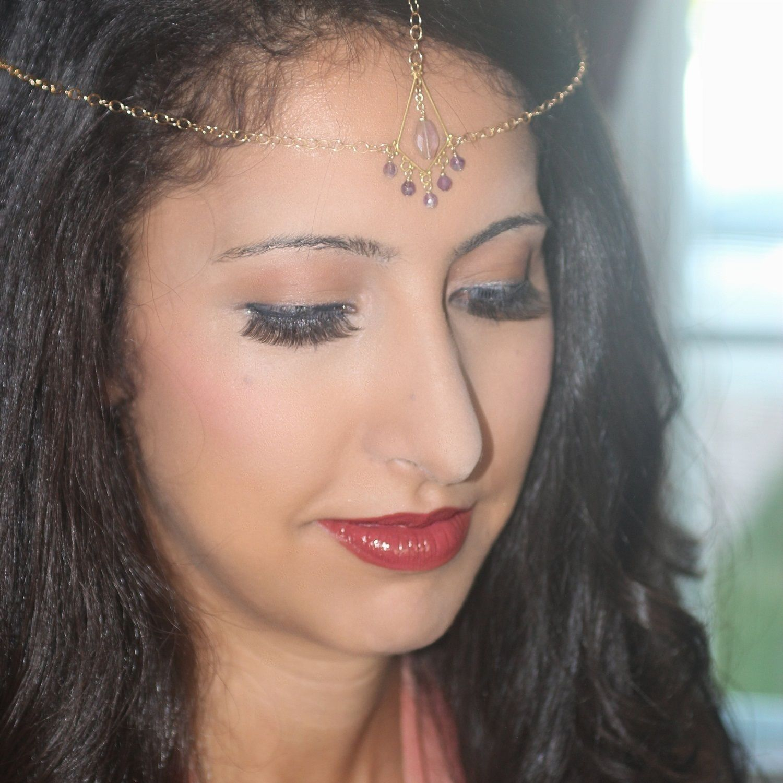 Sahasrara Silver Head Jewelry
