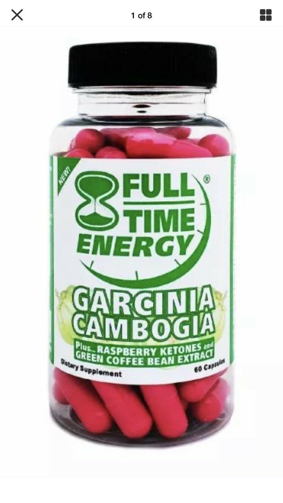 Details About Garcinia Cambogia Plus Raspberry Ketones Green