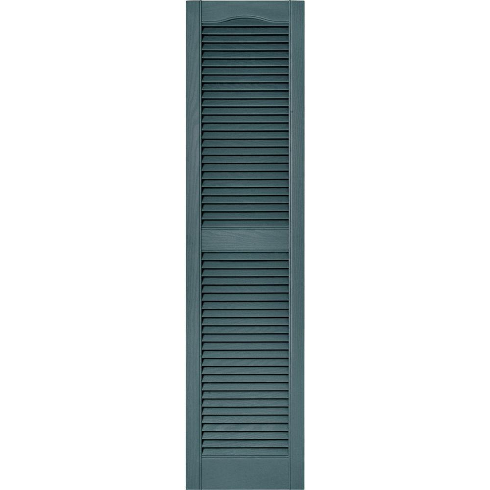 Home Depot Exterior Louvered Shutters