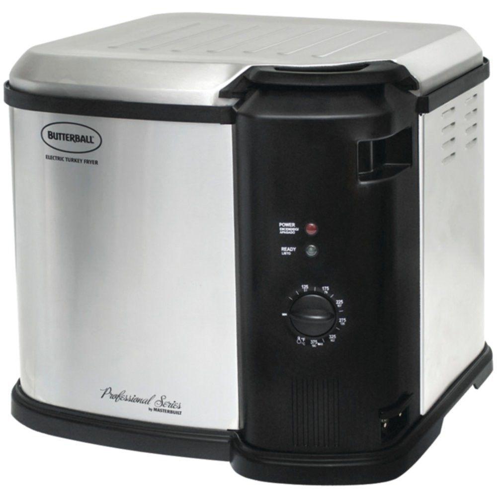 Masterbuilt 23011014 Indoor Electric Turkey Fryer