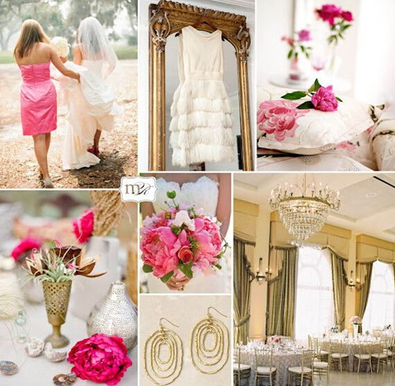 16 Most Refreshing and Trendy Spring Wedding Colors Spring wedding