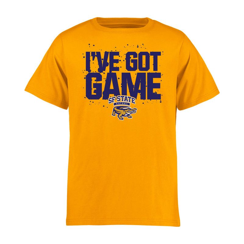 NCAA San Francisco State Gators T-Shirt V1