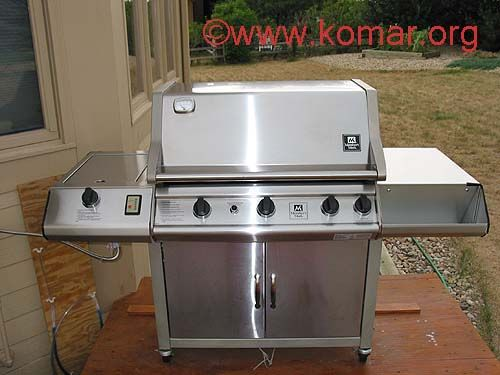 clean bbq grill bar keepers friend stainless steel magic cleaning tips grilling bbq grill. Black Bedroom Furniture Sets. Home Design Ideas