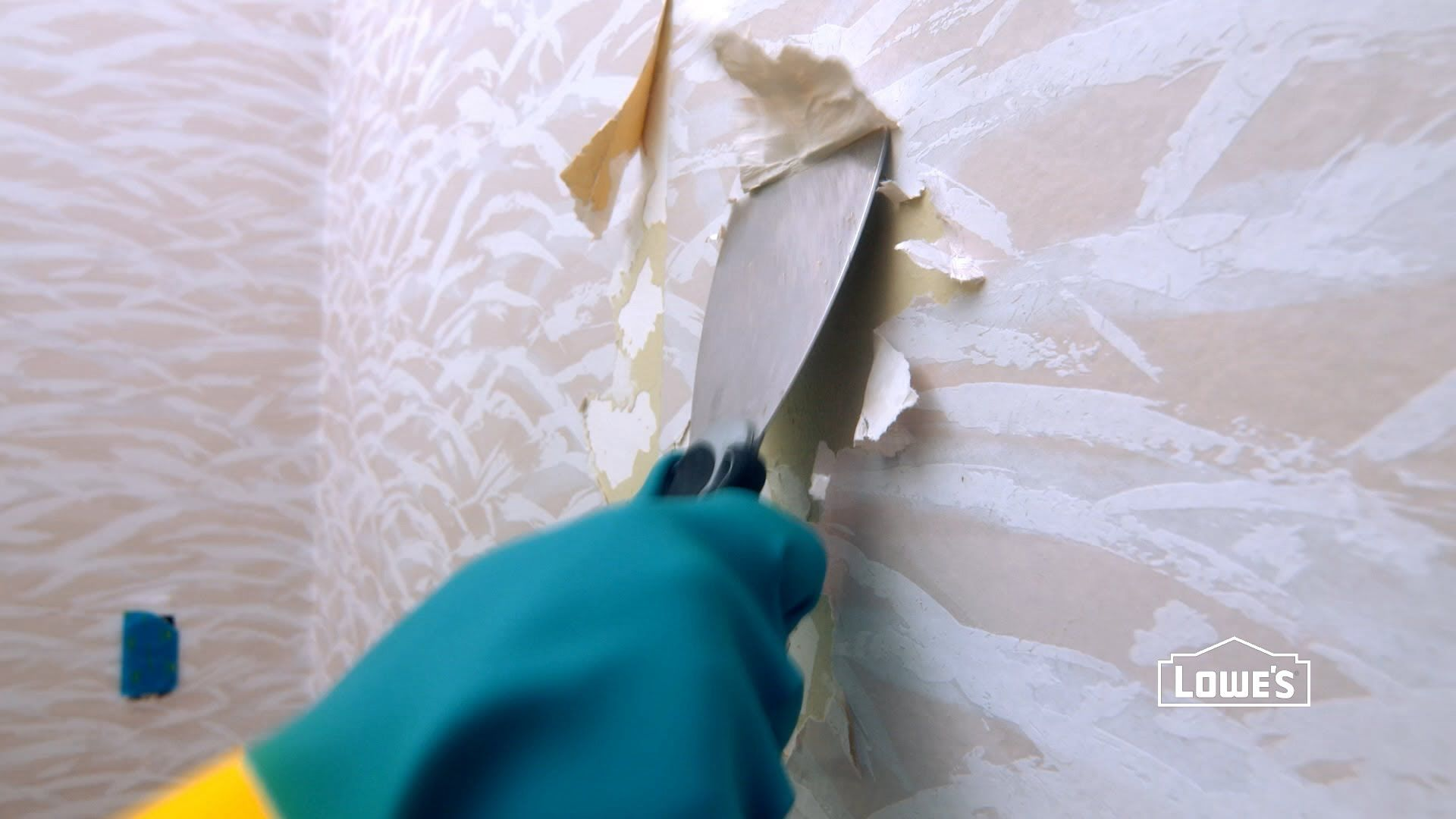 Learn How To Prep Walls For Painting A Room, Including Removing Wallpaper,  Repairing Holes Design