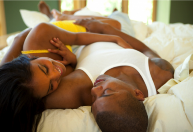 Image result for Black couples in bed