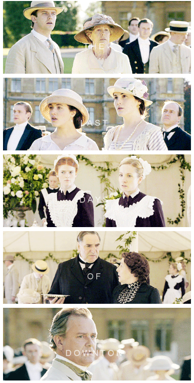 The Last Days Of Downton ..