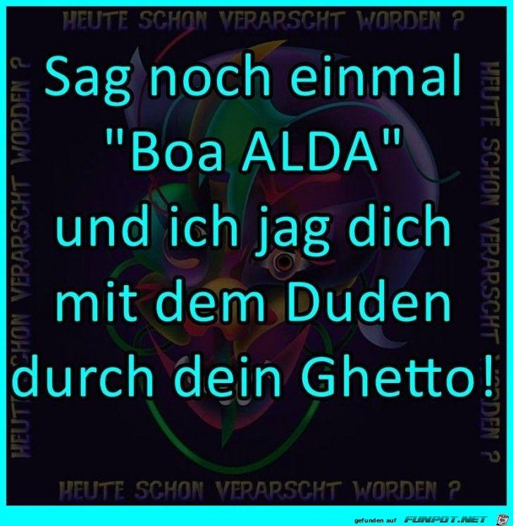 Ghetto Deutsch | Humor und blöde Sprüche | Funny und Deutsch