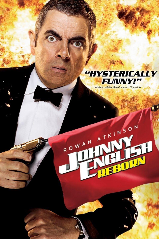 Johnny English Reborn 2011 1080p Hd 1080p Funny