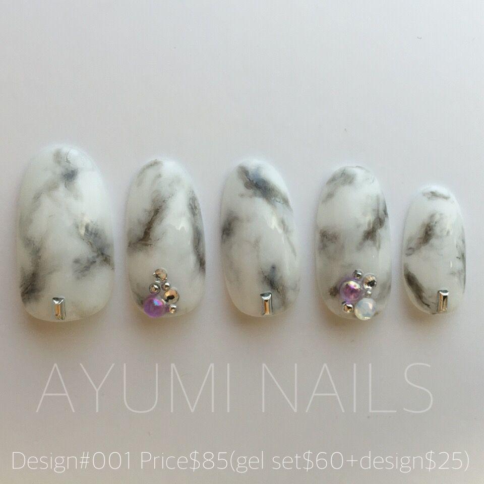 Nail Design, Nail Art, Miami Beach, South Beach, Japanese Nail Art ...