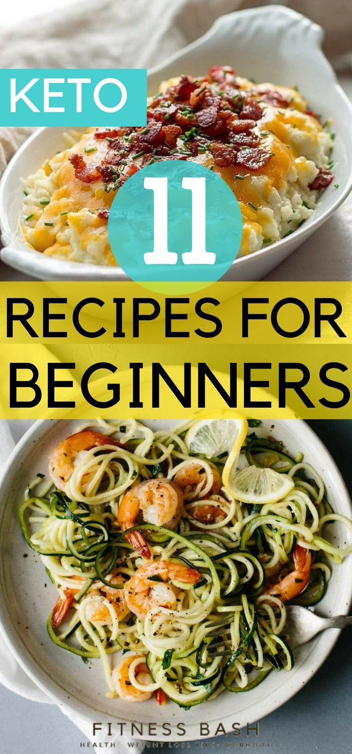 recipes for beginners. The easy keto recipes for beginners for a keto break... -
