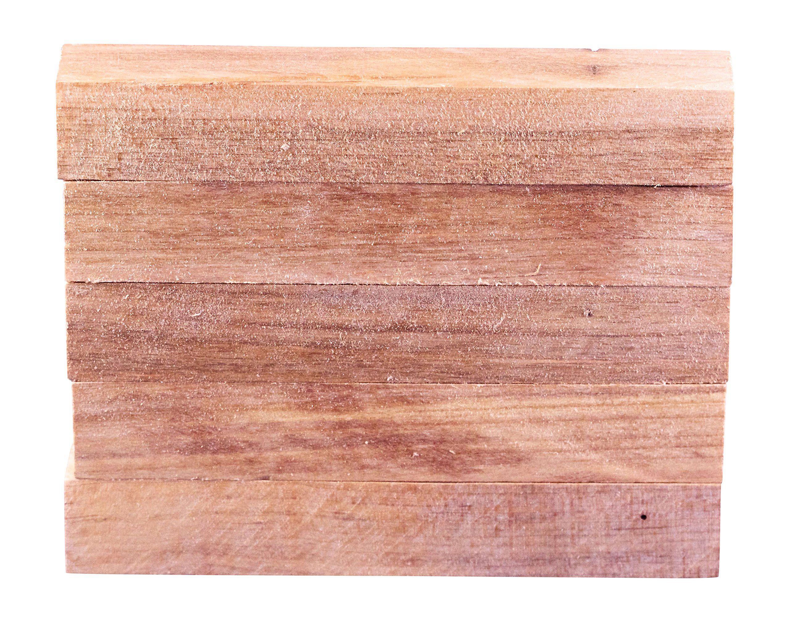 Zebrawood Pen Blank 5 Pack White/'s Woods