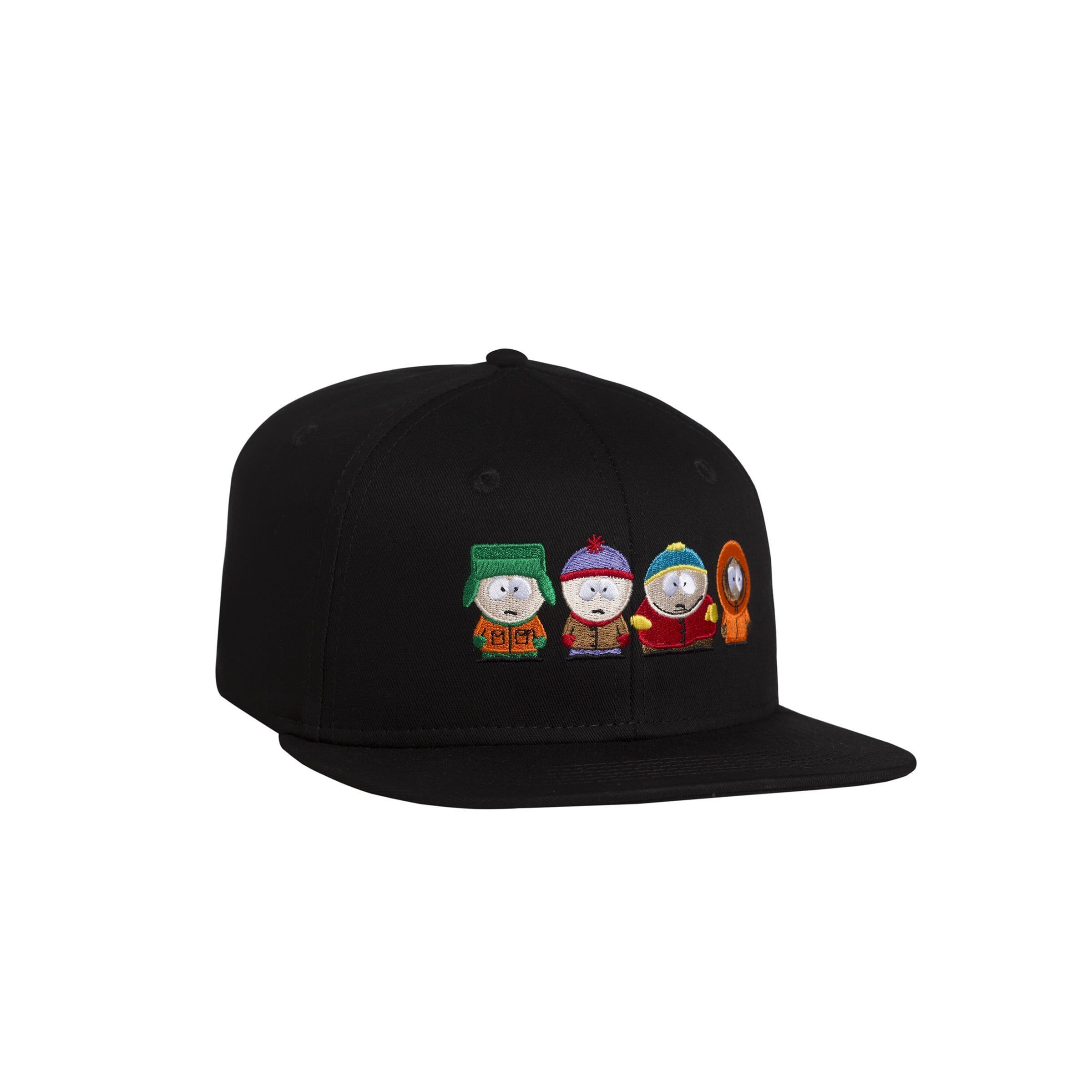 New HUF x South Park Kids Mens Strapback Cap Hat