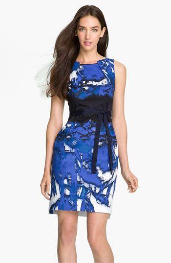 59530dd6add5 T Tahari 'Adora' Dress (Petite) available at Nordstrom | Wear ...