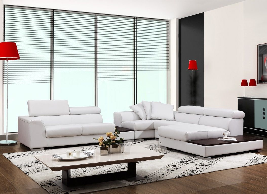 Luciana Sectional Sofa